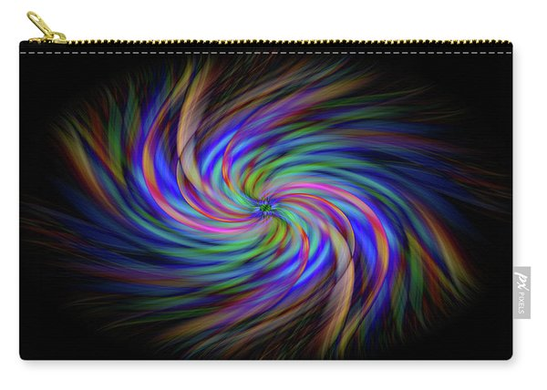 Light Abstract 2 Carry-all Pouch