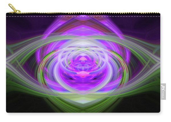 Light Abstract 3 Carry-all Pouch