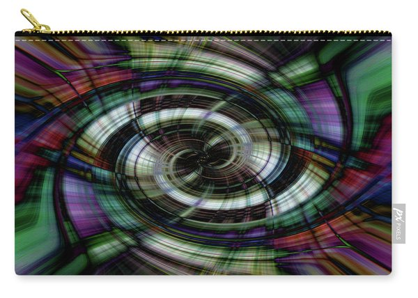 Light Abstract 6 Carry-all Pouch
