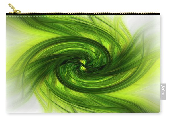 Light Abstract 8 Carry-all Pouch
