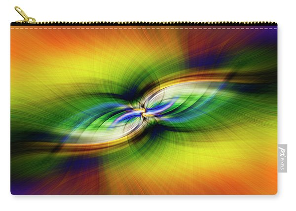 Light Abstract 9 Carry-all Pouch