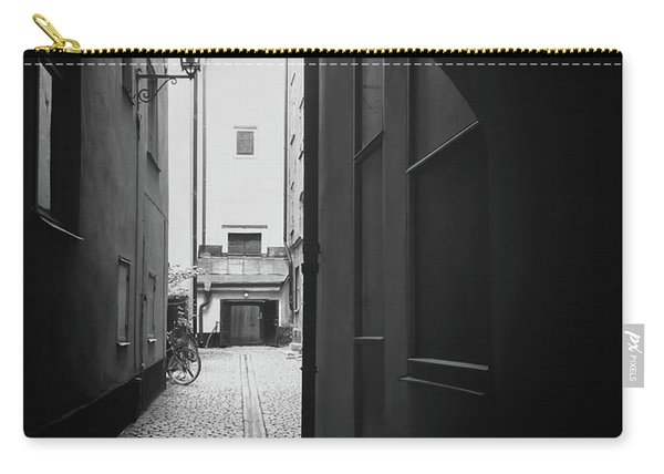 Light Coming Through An Arch, Stockholm Carry-all Pouch