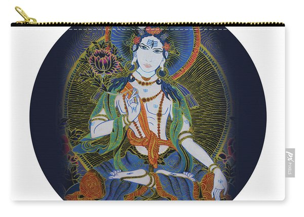 Light Giving Shiva  Carry-all Pouch