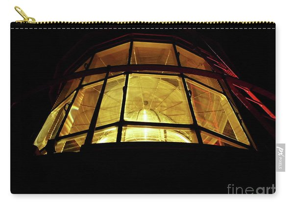 Light In The Dark Sky Carry-all Pouch