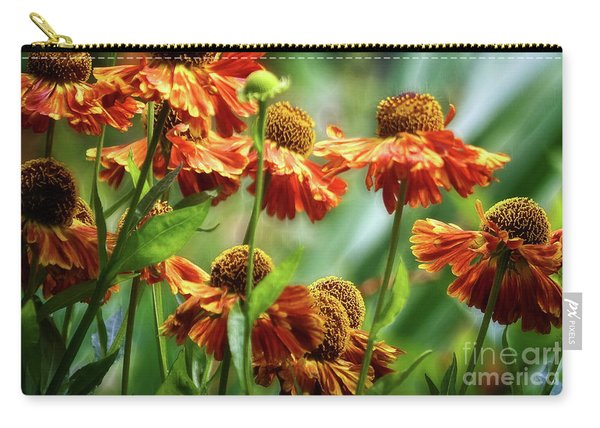 Light In The Garden Carry-all Pouch