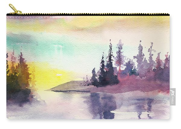 Light N River Carry-all Pouch