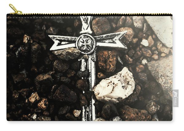 Light Of Mythology Carry-all Pouch