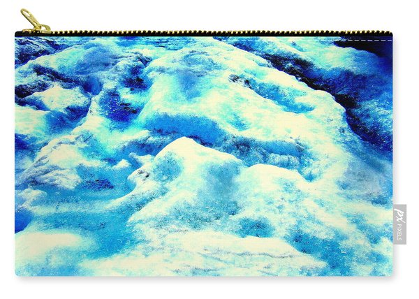 Light On Glacier Carry-all Pouch