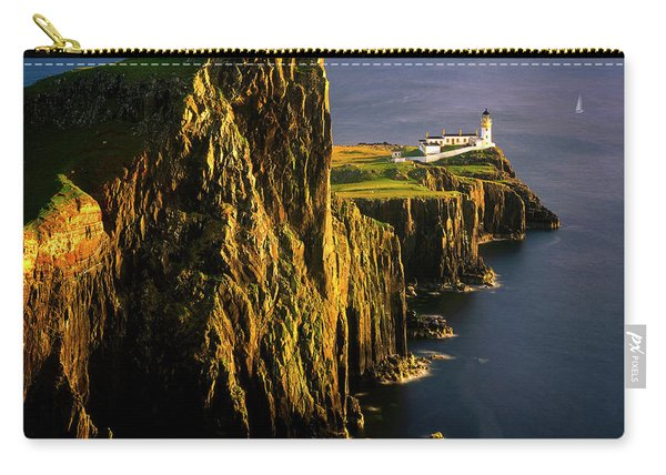 Light On The Rock Carry-all Pouch
