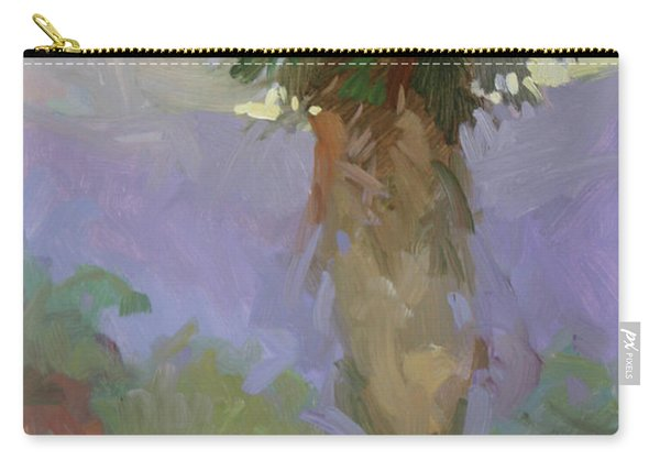 Light On Yonder Hill  Carry-all Pouch
