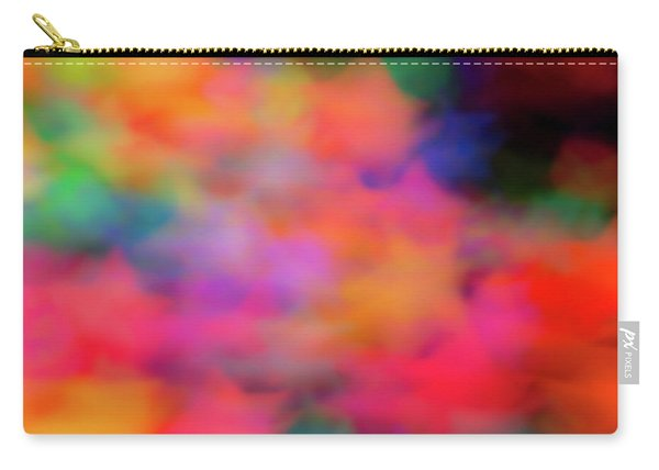 Lucky Neon Stars Carry-all Pouch