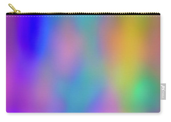 Light Painting No. 6 Carry-all Pouch