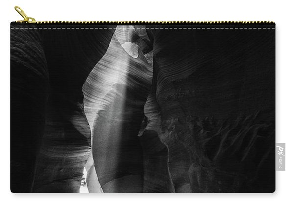 Light Shaft In Lower Antelope Canyon Carry-all Pouch