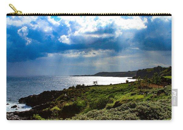 Light Streams On Kauai Carry-all Pouch