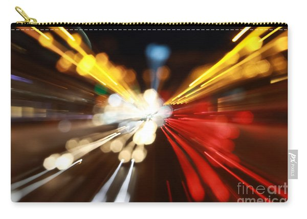 Light Trails Carry-all Pouch