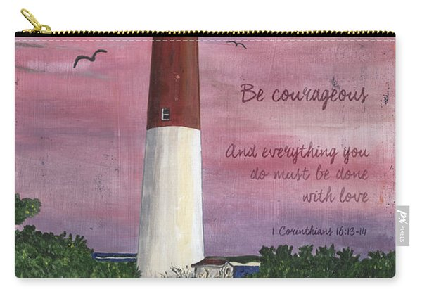 Lighthouse Inspirational Carry-all Pouch