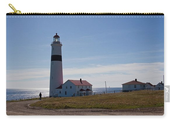 Lighthouse Labrador Carry-all Pouch
