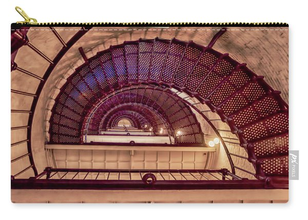 Lighthouse Stairwell Carry-all Pouch