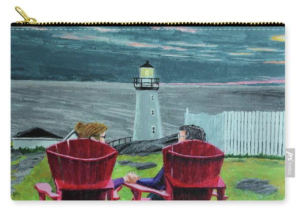 Lighthouse Lovers Carry-all Pouch
