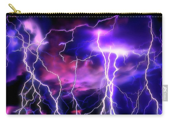 Lightning Storm 1 Carry-all Pouch