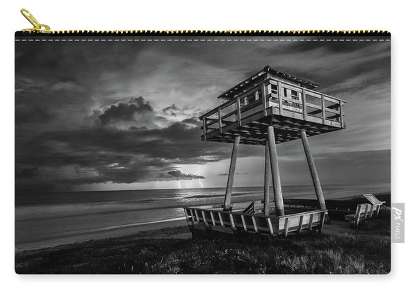 Lightning Watch Tower Carry-all Pouch