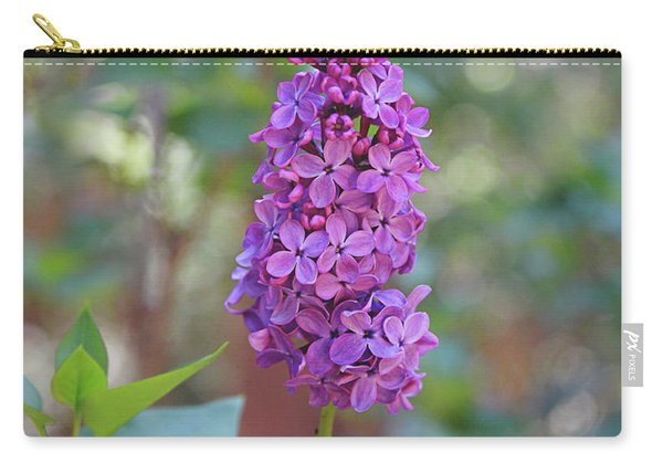 Lilac Bloom- Photography By Linda Woods Carry-all Pouch