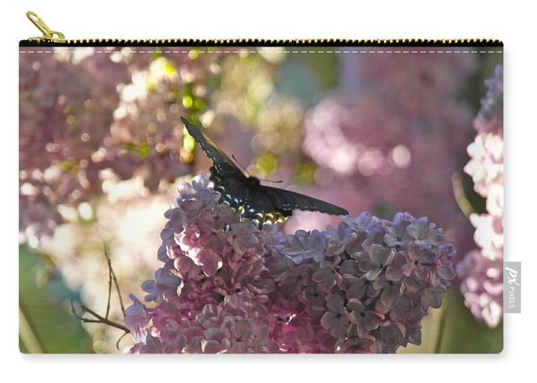 Lilac World Carry-all Pouch