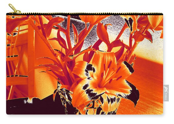 Lilies #2 Carry-all Pouch