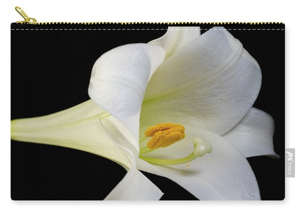 Lilium Candidum, Madonna Lily Carry-all Pouch