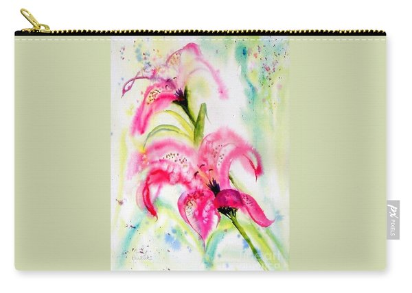 Lily Folly Carry-all Pouch