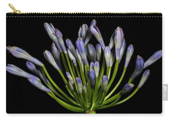Lily Of The Nile, Agapanthus Carry-all Pouch