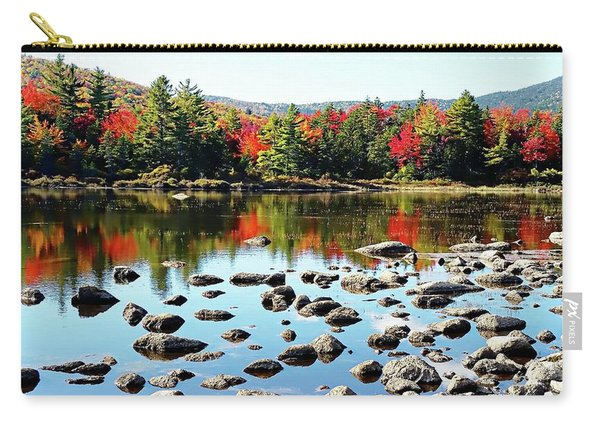 Lily Pond - Kancamagus Highway - New Hampshire Carry-all Pouch
