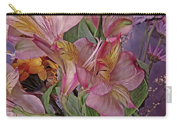 Lily Profusion 7 Carry-all Pouch