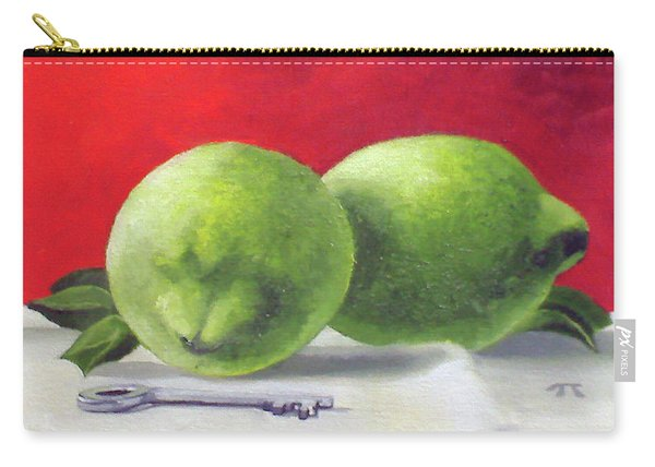 Limes Carry-all Pouch