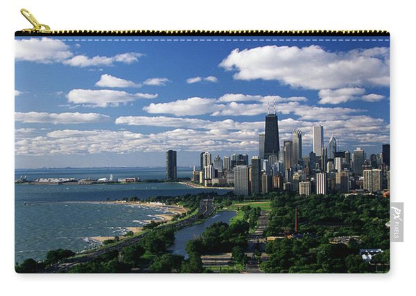 Lincoln Park And Diversey Harbor Carry-all Pouch