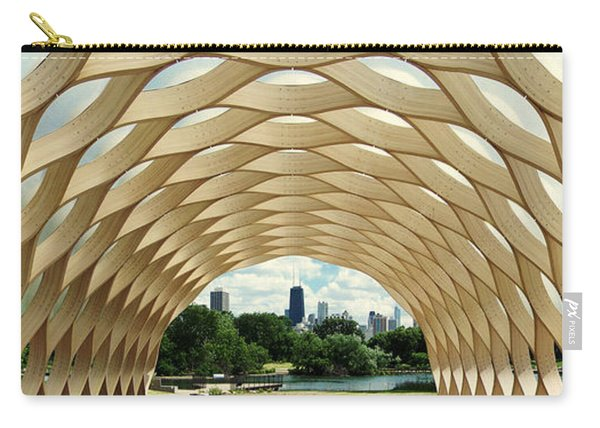 Lincoln Park Zoo Nature Boardwalk Panorama Carry-all Pouch