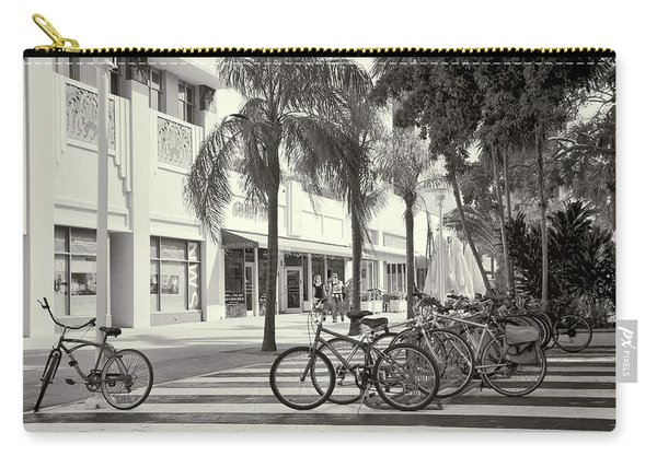 Lincoln Road Carry-all Pouch