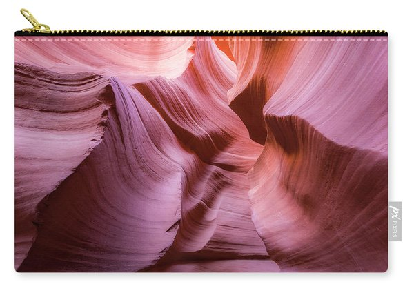 Lines In The Canyon Carry-all Pouch