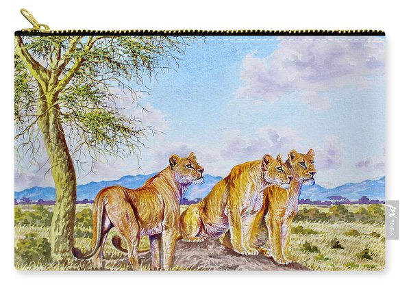 Lion Pack Carry-all Pouch