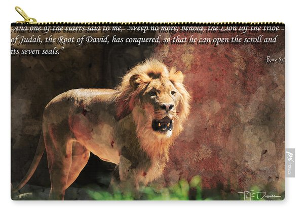 Lion Revelation 5 Carry-all Pouch
