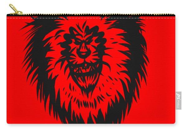 Lion Roar Carry-all Pouch