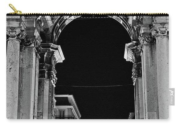 Lisbon - Portugal - Triumphal Arch - Rua Augusta Carry-all Pouch