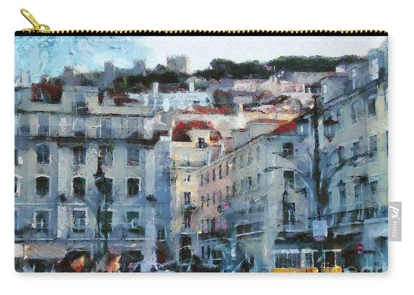 Lisbon Street Carry-all Pouch