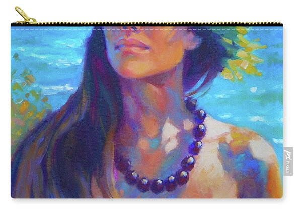 Listening To Aumakua Carry-all Pouch