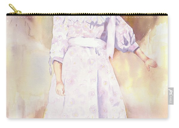 Little Anna Carry-all Pouch