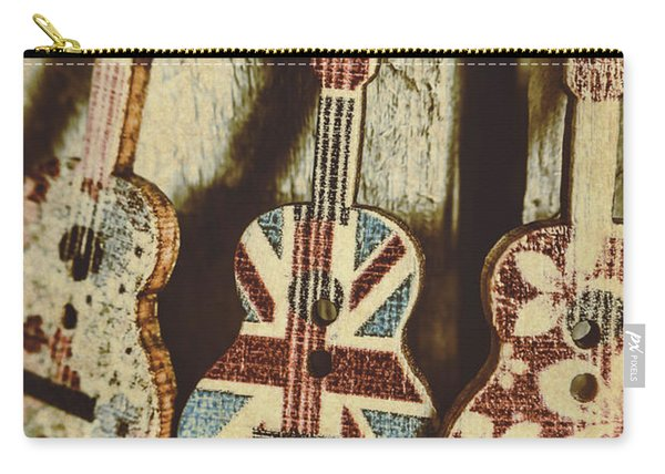 Little Britain, Big Sounds Carry-all Pouch