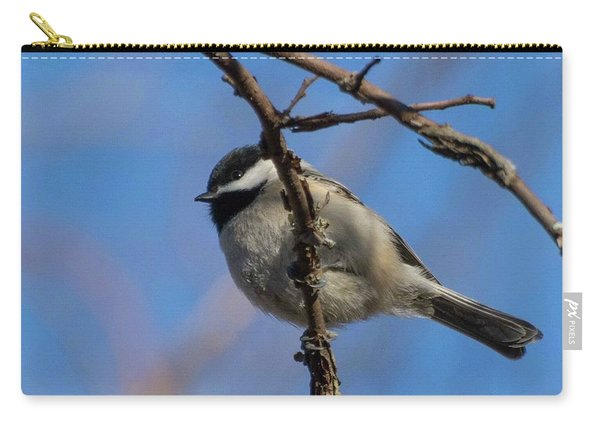 Little Chickadee Carry-all Pouch