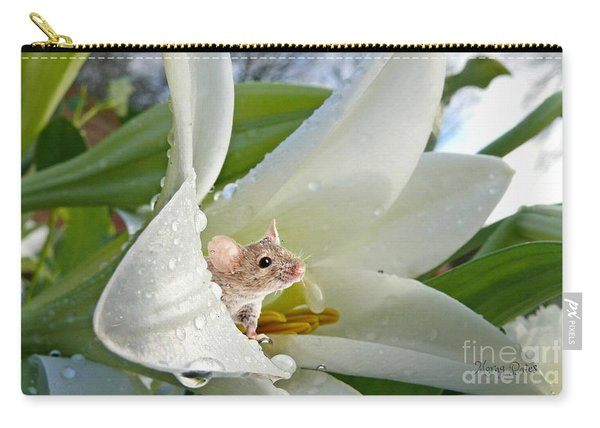Little Field Mouse Carry-all Pouch