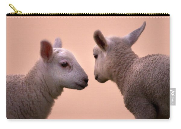 Little Gossips Carry-all Pouch