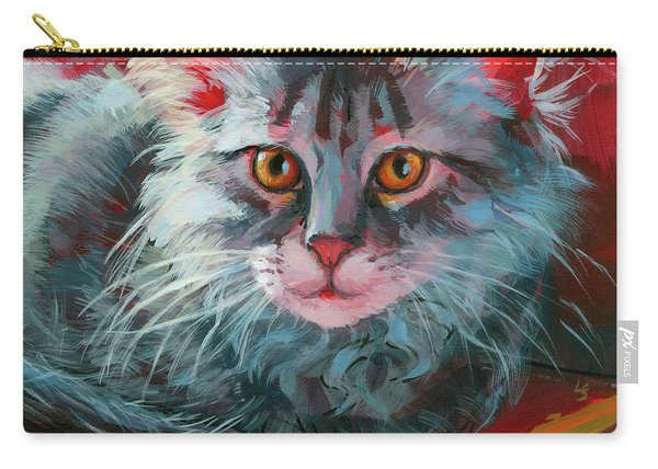 Little Meow Meow Carry-all Pouch
